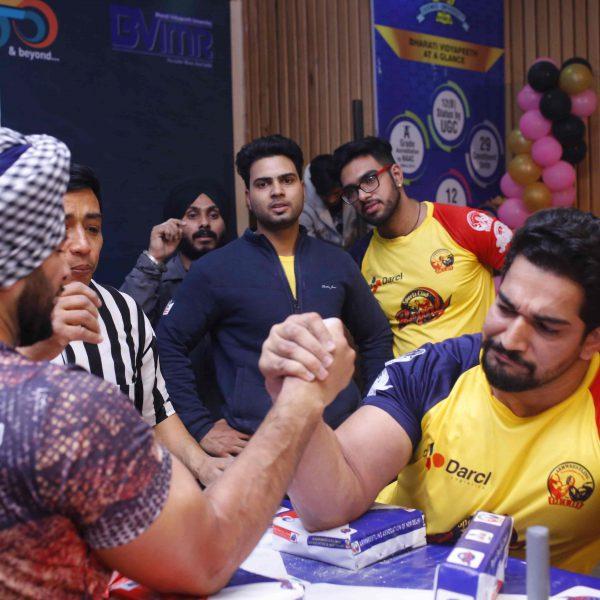 18th Delhi State Arm Wrestling Championship 2018